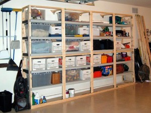 Functional Garage Storage Ideas | The House Plan Shop Blog