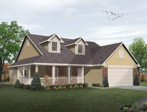American Design Gallery,Inc.- 3 Car Garage House Plans, Duplex and