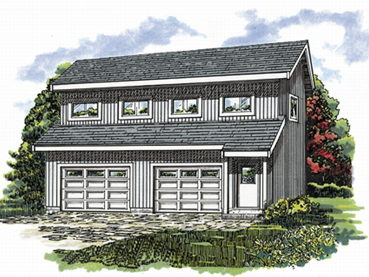 The House Plan Shop Blog Carriage House Plans Studio
