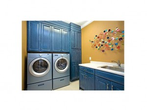 Washer and Dryer  Plan 025H-0151