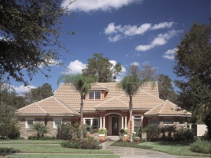 Mediterranean House Plan 043H-0160