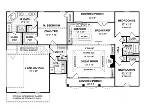 The house plan shop blog will my house plans include for Plumbing blueprints for my house