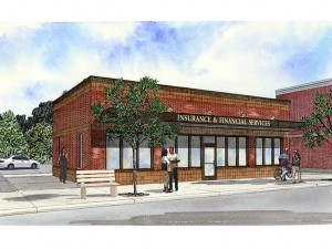 Commercial Building Plan 025C-0023
