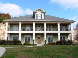 Southern House Plan 055H-0010