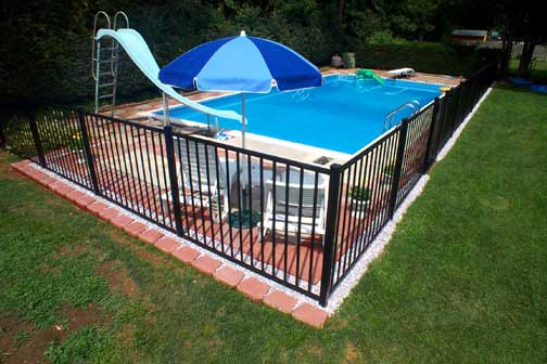Fenced Pool