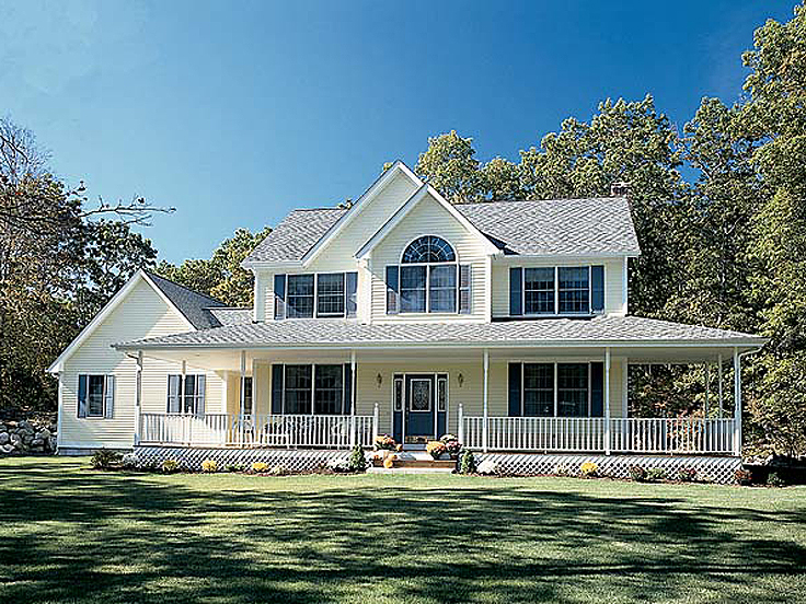 047H-0016 Country House Plan