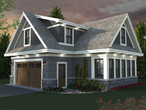 Carriage House Plan 023G-0003