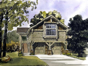 Carriage House Plan 066G-0009