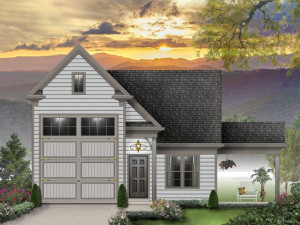 Carriage House Plan 006G-0160