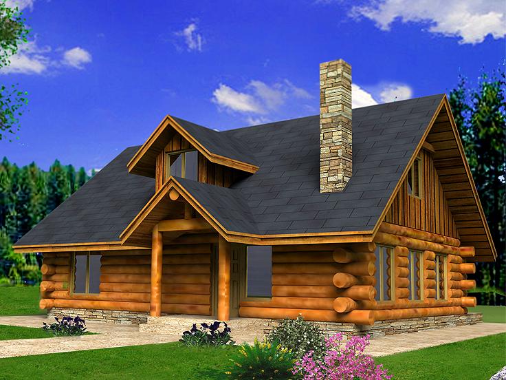 House Plan 012L-0077