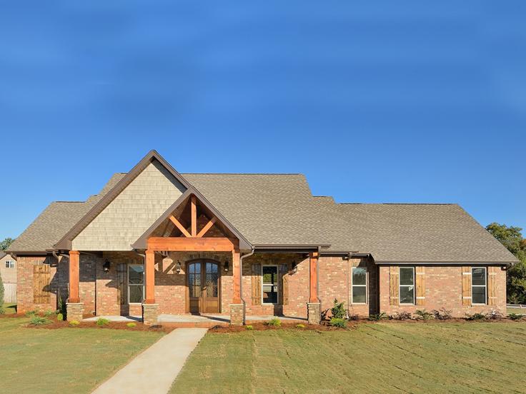 House Plan 021H-0256