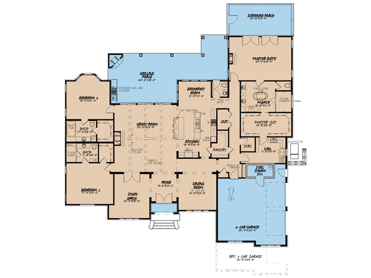 The House Plan Shop Blog Residential Safe Rooms The House Plan Shop