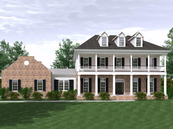Southern House Plan 080H-0014