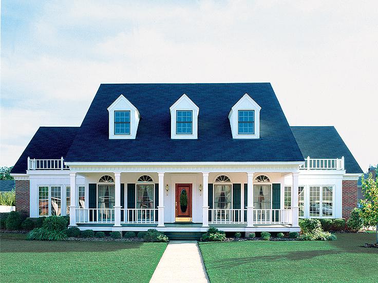 Southern House Plan 022H-0104