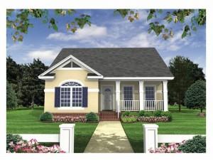 House Plan 001H-0012