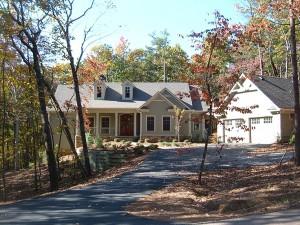 Mountain House Plan 053H-0011