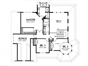 House Plan 034H-0022