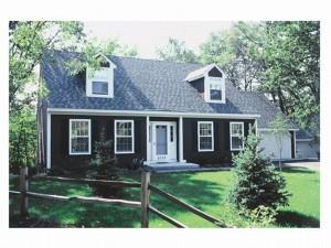 Cape Cod House Plan 022H-0019