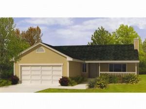 House Plan 026H-0012