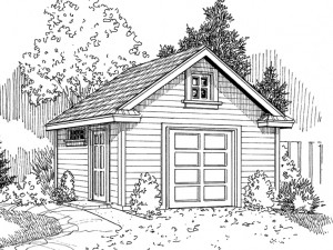 Shed Plan 051S-0001