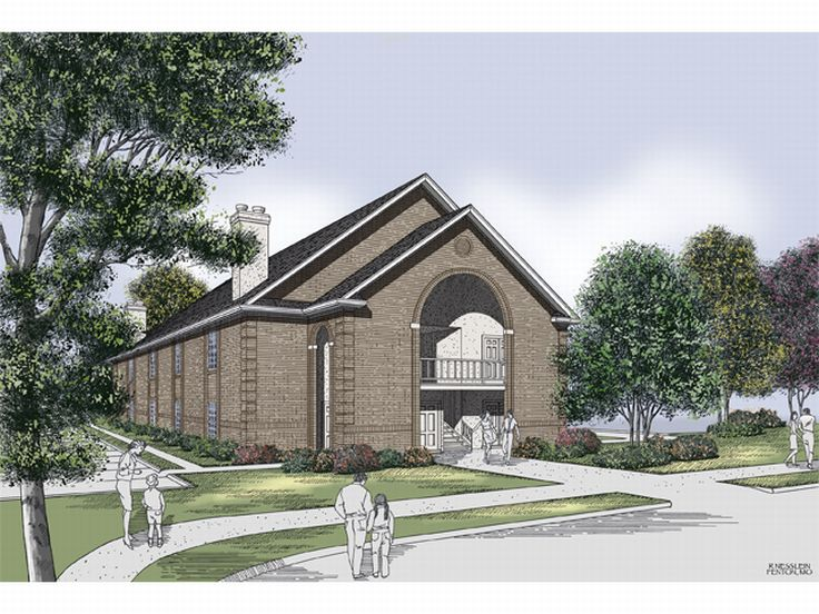 5+ Unit Multi-Family Plan 021M-0013