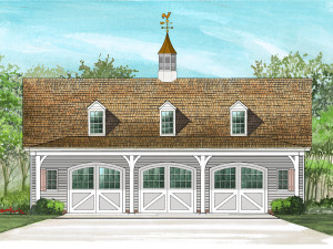 Carriage House Plan 063G-0002