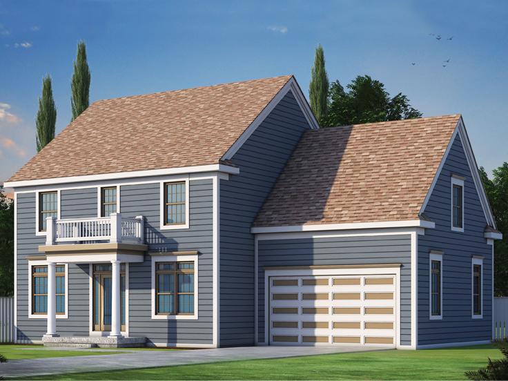 House Plan 031H-0274