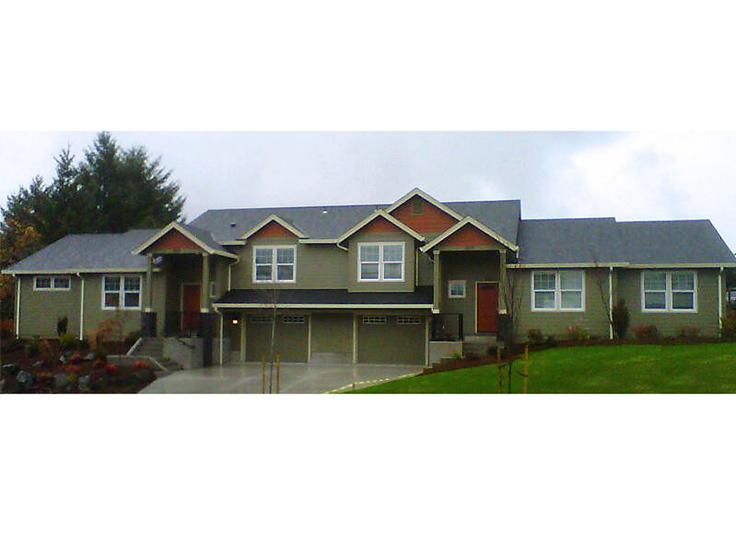 Multi-Family House Plan 051M-0021