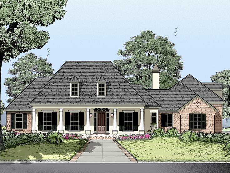 Southern House Plan 079H-0016