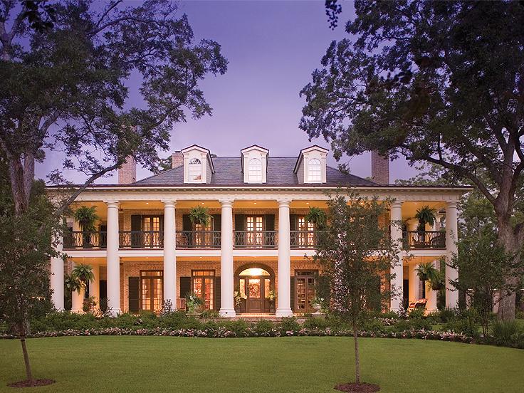 Southern House Plan 031H-0237