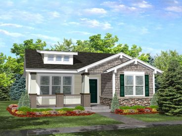 Bungalow Home Plans Design Style