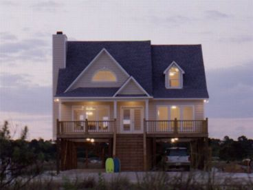 Coastal House Plan