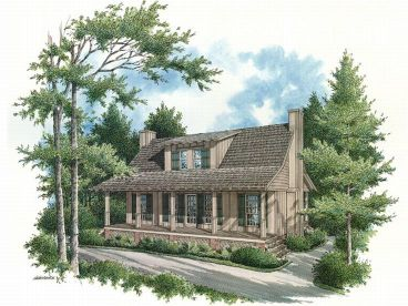 Craftsman House Plans and Cottage House Plans - The House Plan Shop