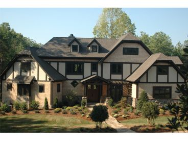Tudor House Plans | House Plans and More