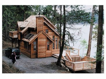 find small house plans cottage house plans and cabin house plans - Small Cottage House Plans
