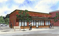 Browse Stock Commercial Building Plans - The House Plan Shop