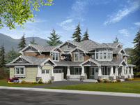 Craftsman Home Plans from Houseplans.com - House Plans – Home