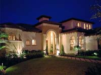 Mediterranean House Plans | House Plans by Garrell Associates, Inc