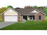 simple house plans simple home plans the house plan shop - Simple House Plans
