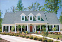 Southern House Plans and Southern Home Plans – The House Plan Shop