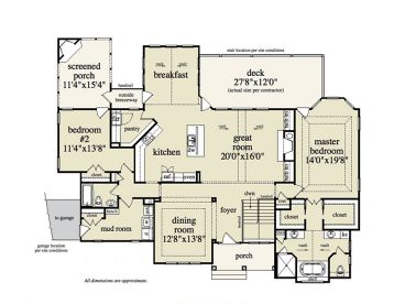 Plan 053H-0001 - Find Unique House Plans, Home Plans and Floor Plans ...