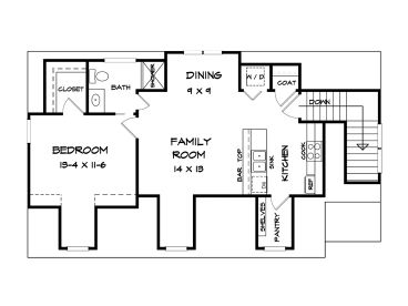 Garage Apartment Plans garage apartment plans | 3-car garage apartment plan with