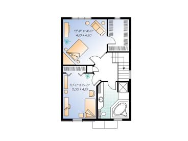 Opt. 2nd Floor Plan