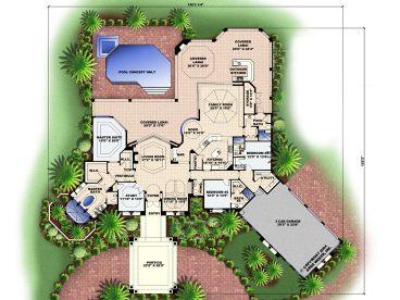 Plan H    Find Unique House Plans  Home Plans and Floor    Floor Plan