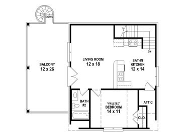 Plan 006G-0101 - Find Unique House Plans, Home Plans and Floor ...