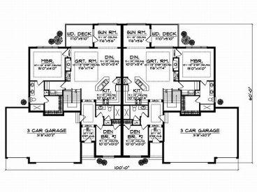 Fair 30 Split Level Floor Plans 1970 Design Ideas Of 28