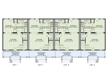 1st Floor Plan 2nd