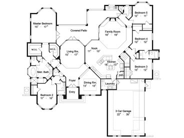 Plan 043H 0177 Find Unique House Plans Home Plans and Floor