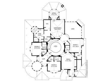 Plan 035H 0036 Find Unique House Plans Home Plans and Floor
