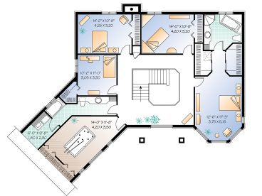 2nd Floor Plan 2